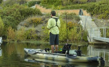 Hobie Camo Outback Stand Up