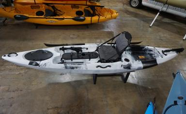 12' FishYak Fishing Paddle Kayak