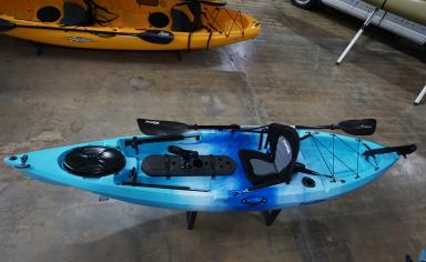 FishYak Fishing Paddle Kayak
