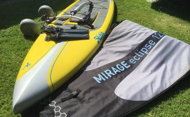 Second Hand Hobie Eclipse 12.0
