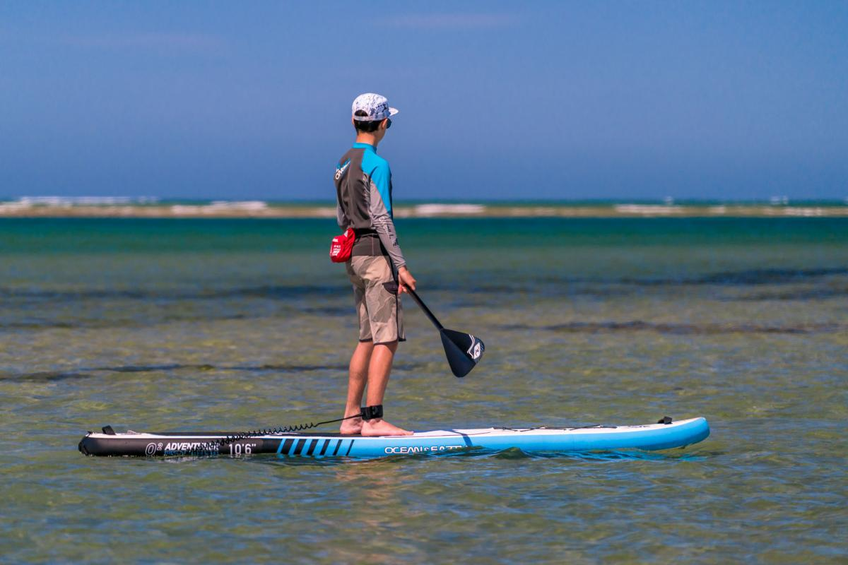 "Ocean & Earth 10'6"" Inflatable SUP"