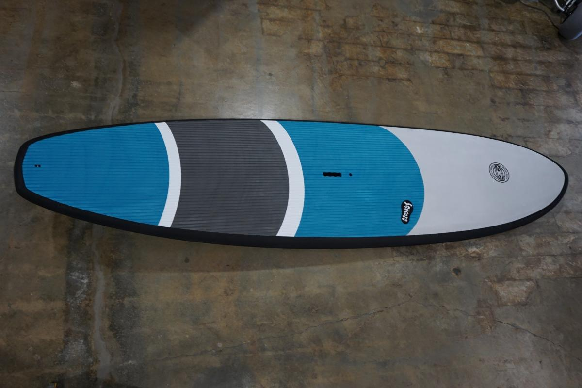 Ocean and Earth 11.2 Squeeze SUP Top View
