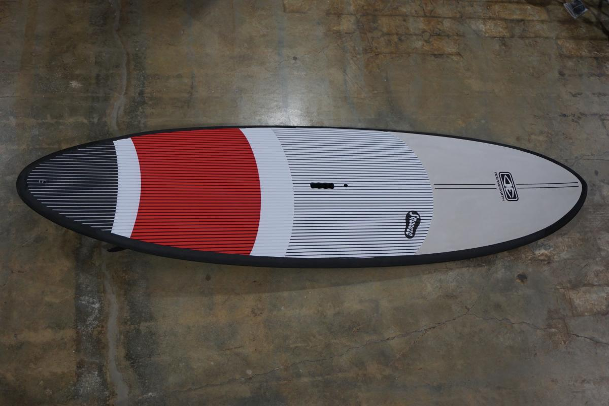 Ocean and Earth 9.6 Squeeze SUP Top View